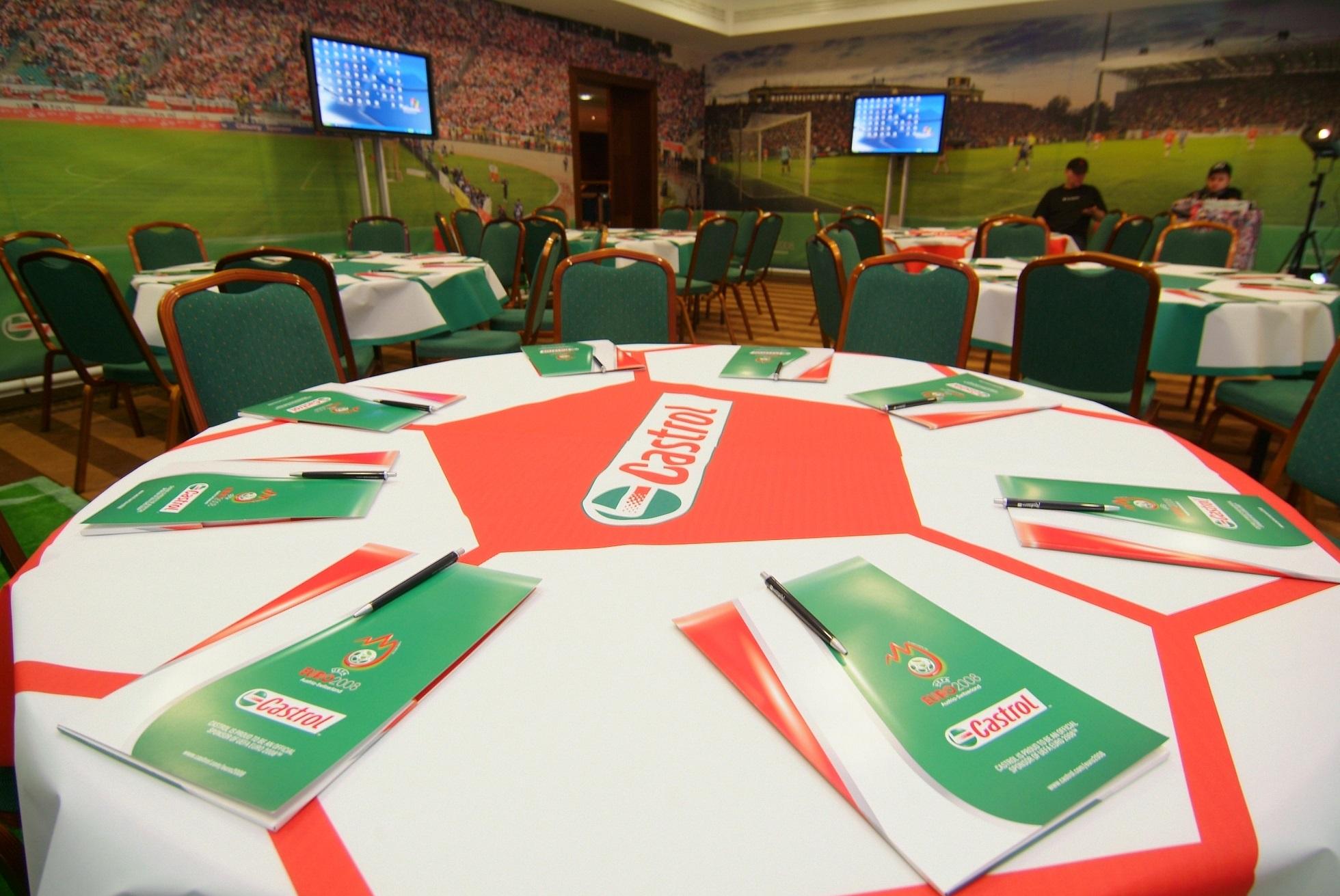 Konferencja tematyczna Castrol